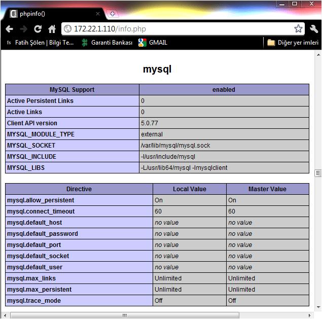 Nginx Nedir ? PHP5(FastCGI) ve Mysql Desteği ile nginx kurulumu